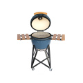 Backyard Cooking Egg-style Kamado Smoker BBQ Grill
