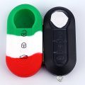 New design soft silicone key cover