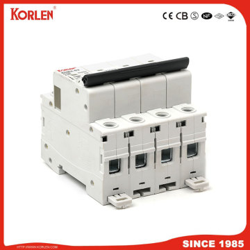 Circuit Breaker Against Short-Circuit Currents 10KA
