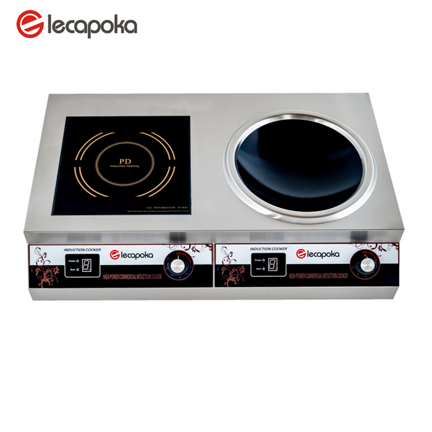 5000 watt induction cooktop