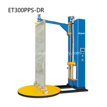Door Window Stretch Wrapper Wrapping Equipment