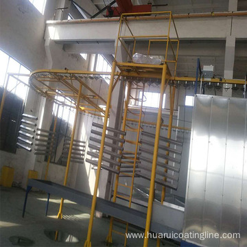 Vertical Stable Metal Automatic Lighter Hanger Conveyor Belt