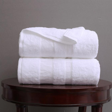 Cotton Terry Towel Baby Bath Towel With Washcloth