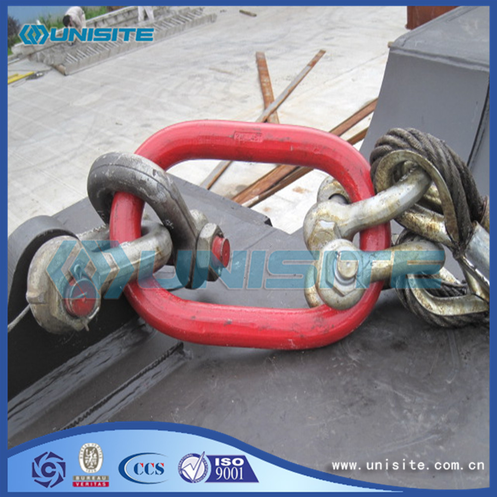 Dredging Steel Float Pontoon