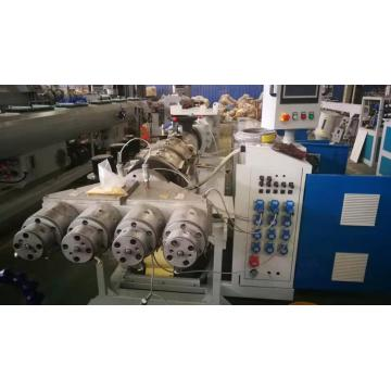 16-63MM PVC dual or four-strand pipe making machine