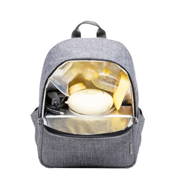Fashion Multiple Compartments  Aluminum Foil Lunch Backpack