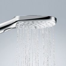 Rainfall High Pressure Adjustable Extension Shower Head