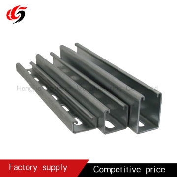 high quaity galvanized strut channel steel