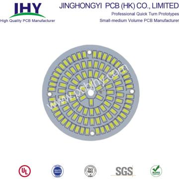 Round Aluminum Base LED PCB Board 1 Layer