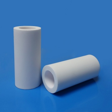 High Precision Single Bore Zirconia Ceramic Tubing