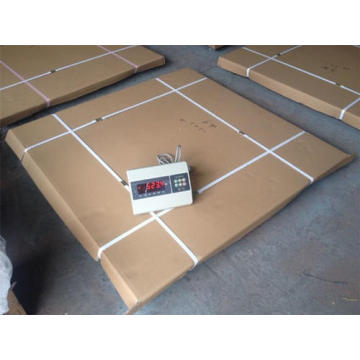 2T Hot-selling electronic platform weighing and display