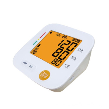 langaton Spygmomanometer jalustalla Digital bp Monitor