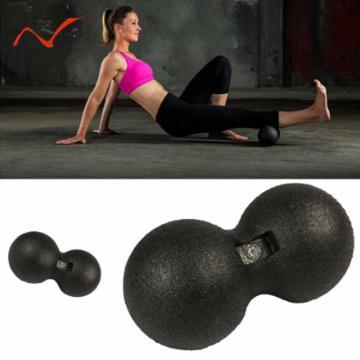 EPP Fitness Peanut Massage Ball Fascia Massager Roller High Density Lightweight Ball Pilates Yoga Gym Relax Exercise Equipment