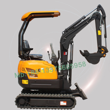 Farm mini excavator XN16 1.6 Ton small digger