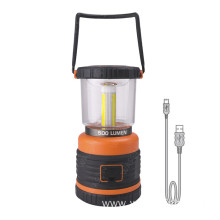 4400mAH Power Bank Rechargeable Camping Lantern Flashlight