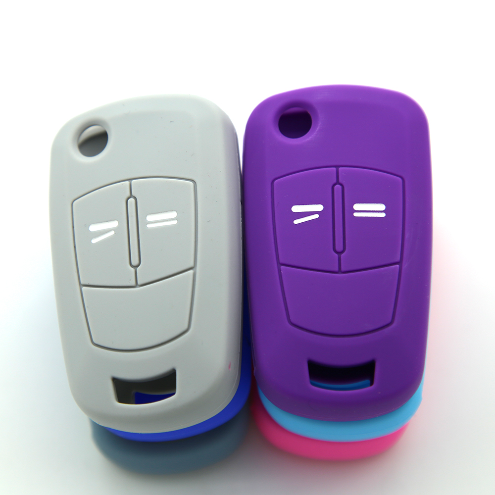 Car key protective covers