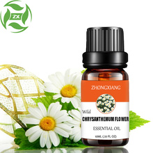 organic wild chrysanthemum flower oil at bulk price