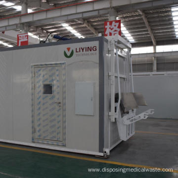 Infectious Waste Disinfection Equipment