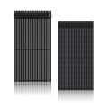 exterior building lighting design Grille screen