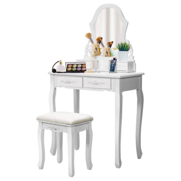 Vanity Table Removable Multifunctional Writing Desk Dressing Tables for Girls