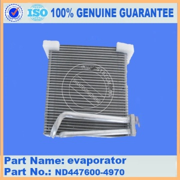 Evaporator ass'y AN51700-A0380 WA380-6 loader parts