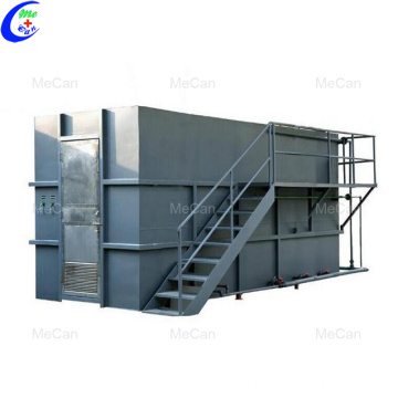 High quality sewage wastewater treatment