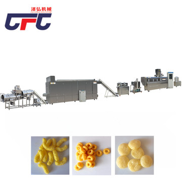 Puff Snack Process Line
