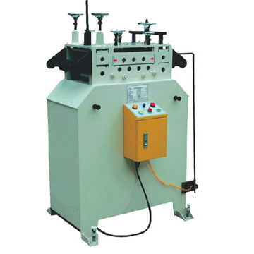 Auto Metal Coil Straightening Machine