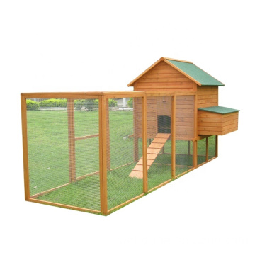 Large Wooden Waterproof Roof Chicken Coops