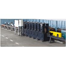 GLJ Series Angle Steel Roller Straightening Machine