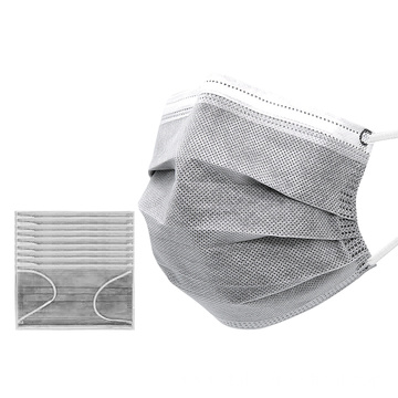 Disposable Masks Civilian 3-layer Protective Mask Room Dust Mask for Blocking Air Pollution, Pollen, Abvoid Salivaing Splash