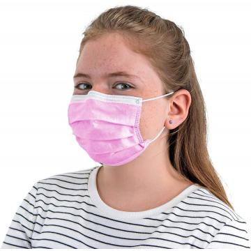 Anti Pollen Civil Disposable Face Respirator For Child