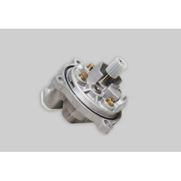 Open design gear pump and centrifugal pump