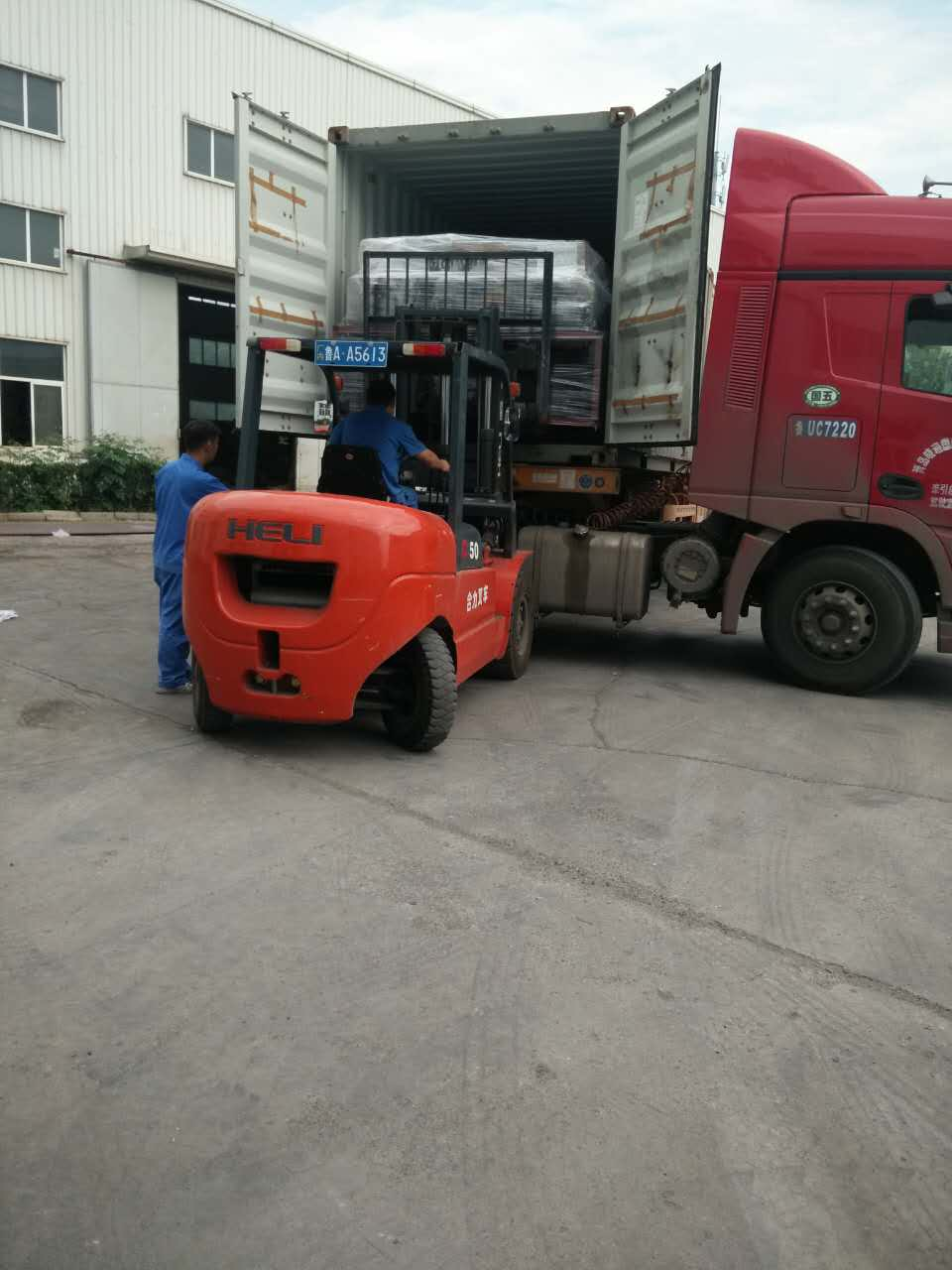 Fully Auto Wrapping Machine