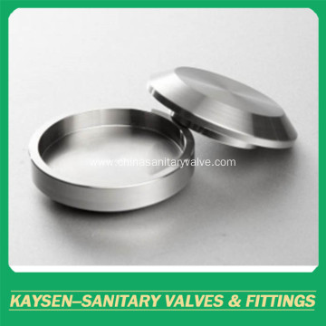 SS304 Sanitary female end cap