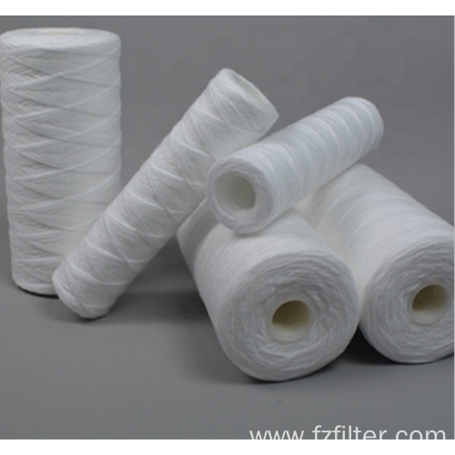Polypropylene String Wound Cartridges