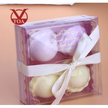 Chinese Japanese Natrual Organic Bath Bombs