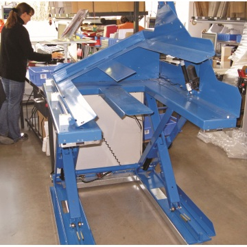 Manual low lifts equipment