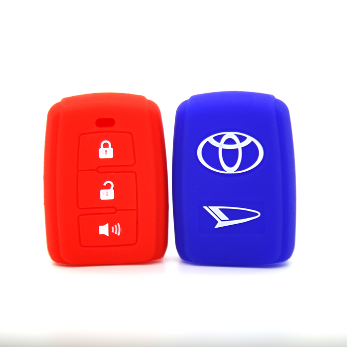 Colorful Key Cover For New Toyota