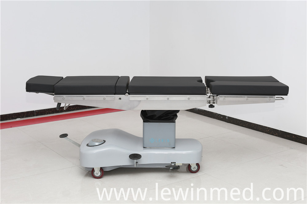 manual hydraulic operating table (1)