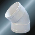 BS5255/4514 Drainage Upvc Elbow 45° Grey Color