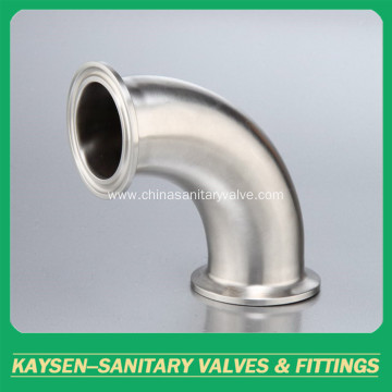 DIN Sanitary Clamp Elbow 90degree