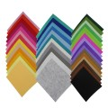 High quality Colorful polyester wool felt