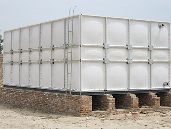 Large Capacaity Simple Installation FRP Water Tank