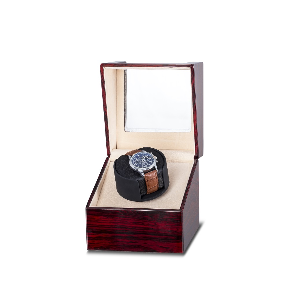 Roes Wood Watch winder box