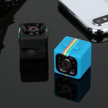 Video Camera SQ11 Mini Camera HD 960P Sensor Night Shoot Mini Camcorder Car DVR Camera Surveillanc Camera Driving Recorder