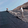 HDPE Geomembrane Waterproof Membrane Sheet