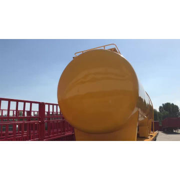 3 Axle 45000 Liters Oil Tanker