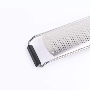 Stainless Steel Kitchen Lemon Zester & Cheese Grater