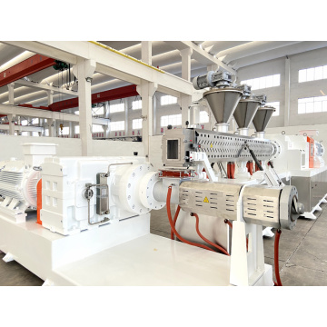 HFFR Compounding Line Making Granules For Cable Wire
